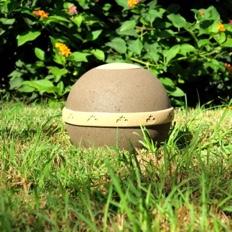 Si la urna va a ser depositada en tierra,