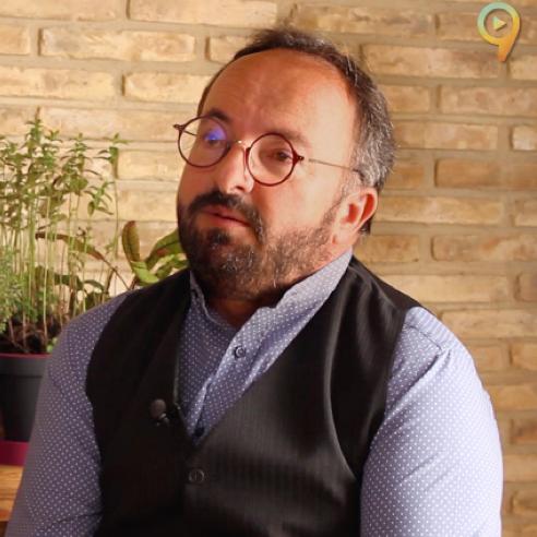 Entrevista a<br/> Jordi Requena