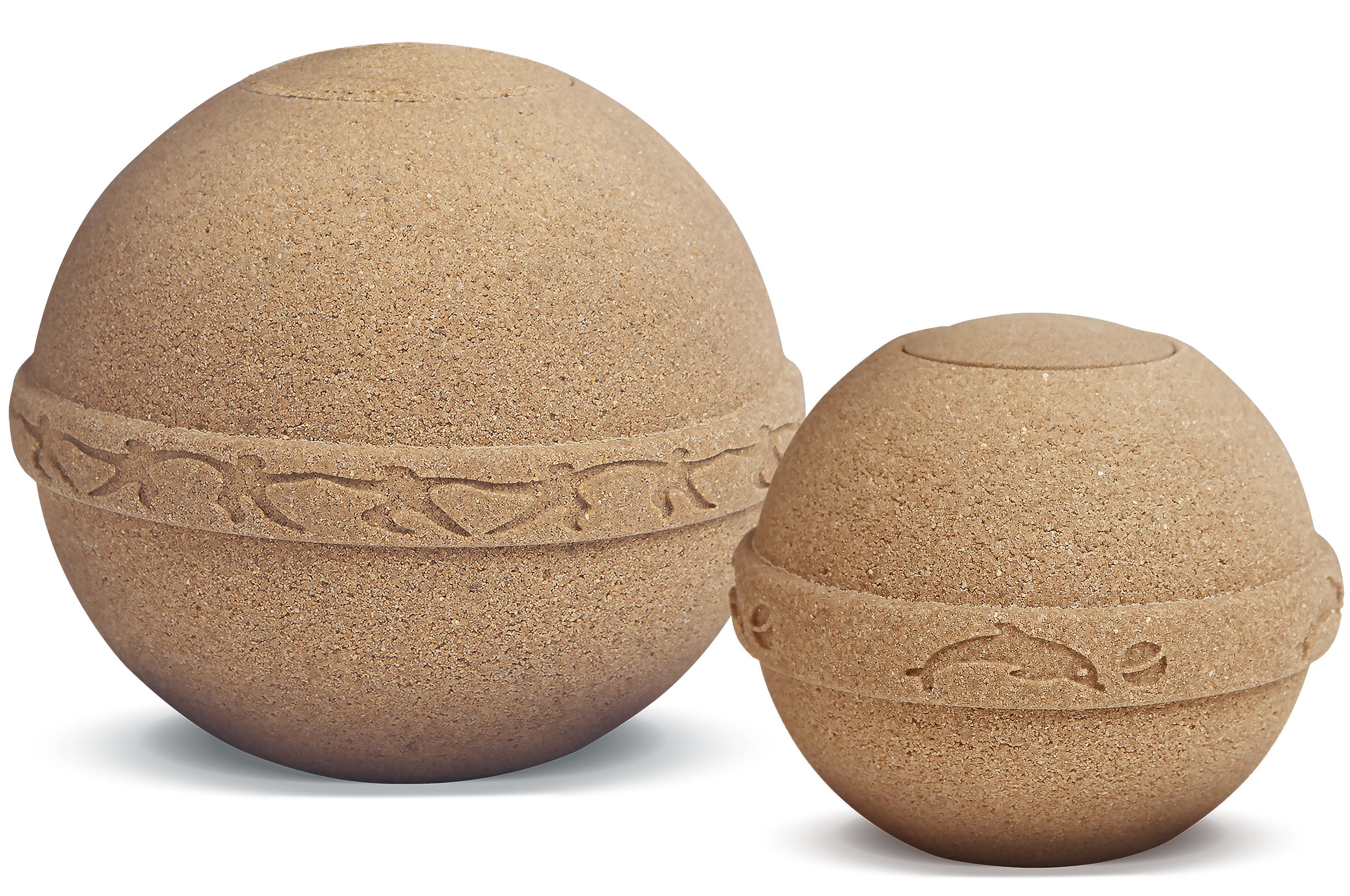 Urna biodegradable mar Samsara
